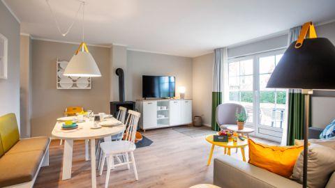 BEECH Resort Fleesensee - Wohnbereich