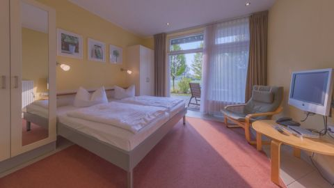 Zimmertyp Strandläufer - Aparthotel Seepanorama Mirow