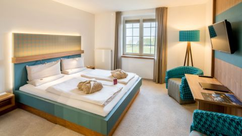 Doppelzimmer - Hotel Bornmühle