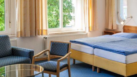 Doppelzimmer - Gutshaus Barkow