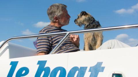 Entschleunigung - Le Boat Hausboote