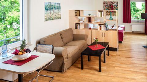 großzügige & helle Zimmer im SPA Hotel Amsee