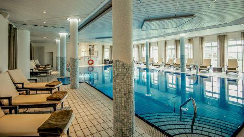 Swimmingpool - Hotel-Bornmühle