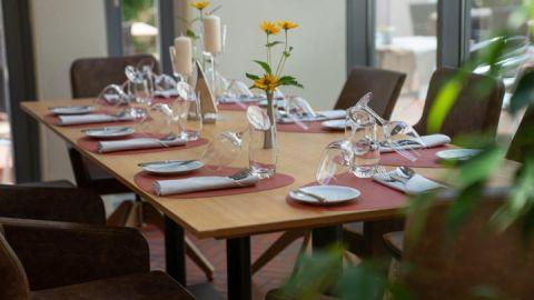 """Restaurant """"Kleines Meer"""""""