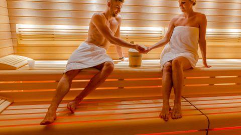 1000 m² SPA Bereich mit Pool & Saunen