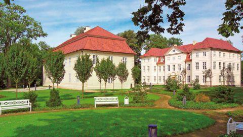 Witwensitz im Schloss Mirow