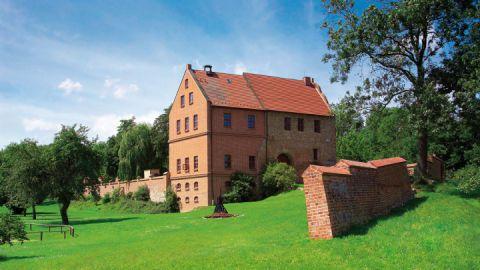 Burg Penzlin, Mecklenburgische Seenplatte