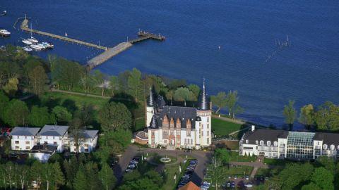 Schloss Klink, Mecklenburgische Seenplatte