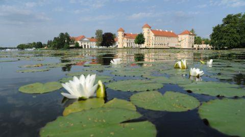 Schloss Rheinsberg, Mecklenburgische Seenplatte