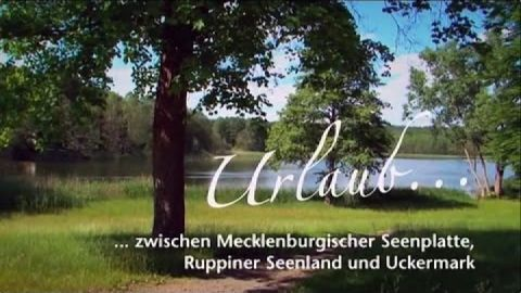 Embedded thumbnail for Fürstenberger Seenland