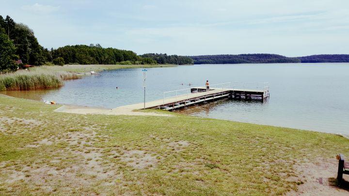 Badestelle Großer Fürstenseer See