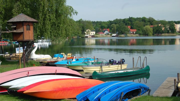 Boote und See