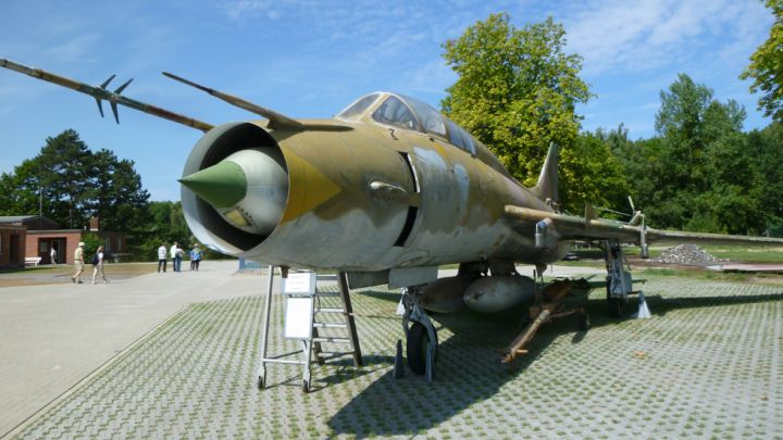Suchoij-22 Jagdbomber sowjetisch-russische Luftwaffe