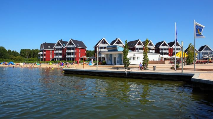 Strandbad Hafendorf Müritz