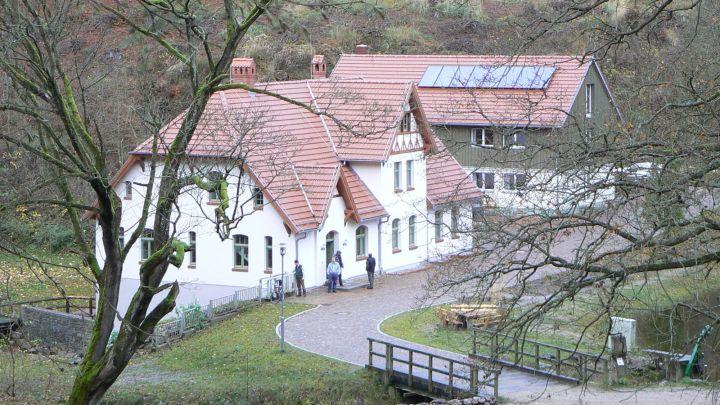 Jugendwaldheim Steinmühle