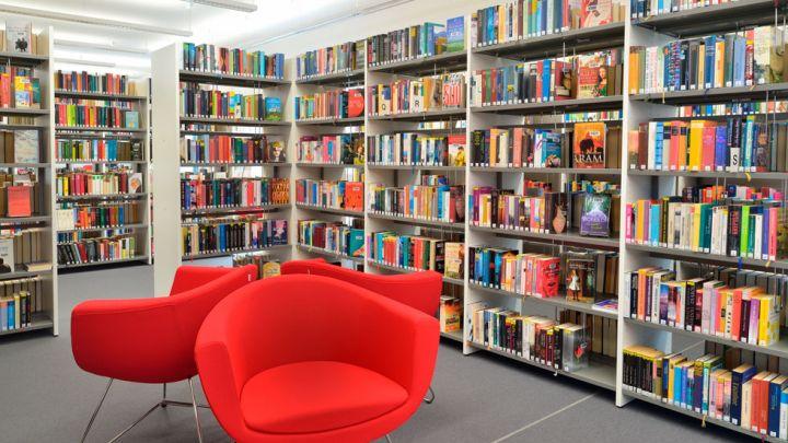 Bibliothek - Kulturquartier Mecklenburg-Strelitz
