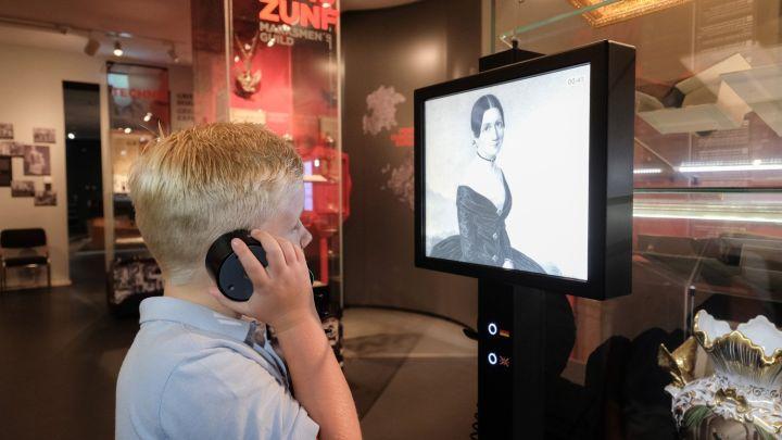 Museumsrallye für Kinder im Kulturquartier