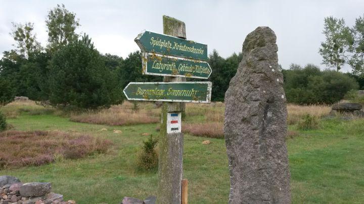 Schwichtenberg-Findlingsgarten