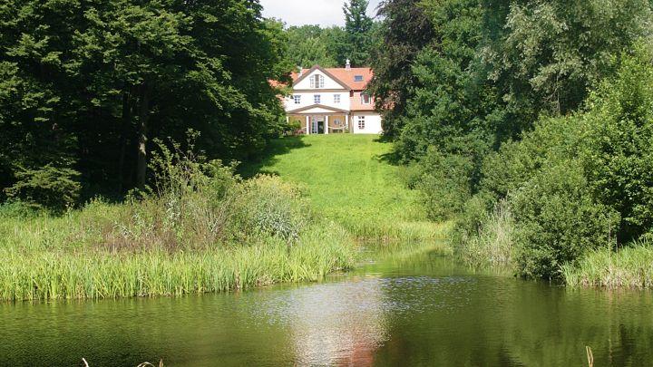 Die idyllische Lage unseres Hauses bietet Erholung pur