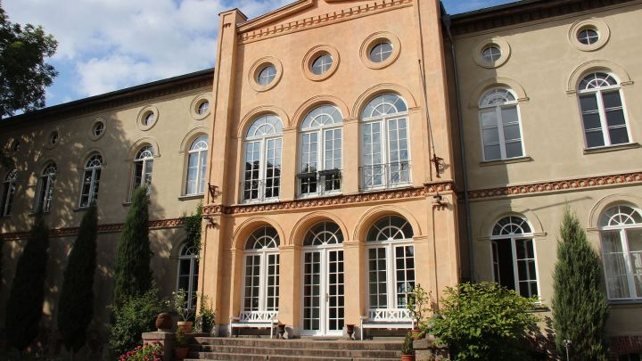 Seeschloss Schönhausen