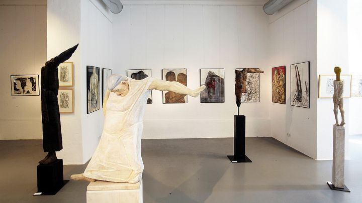 Städtische Galerie Wollhalle
