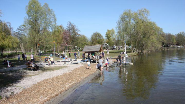 Strandbad-Broda-mit-Wasserspielplatz
