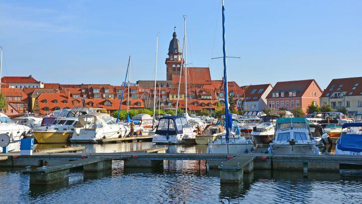 Waren (Müritz) Stadthafen