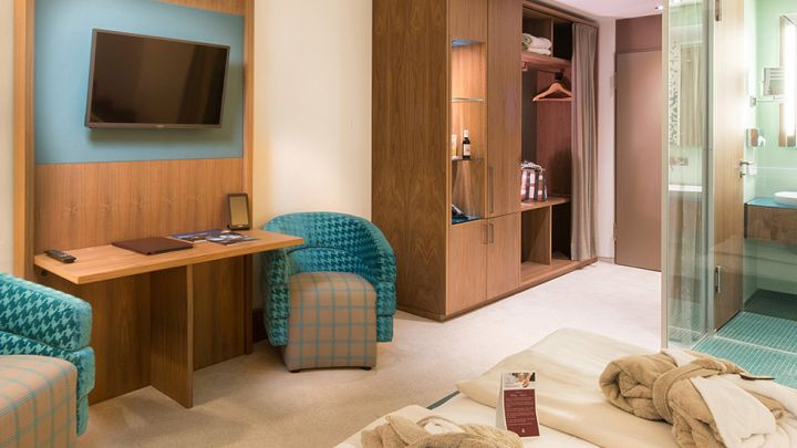 Zimmerbeispiel - Hotel-Bornmühle