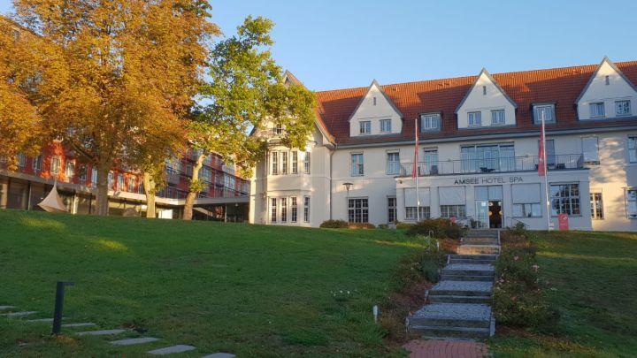 SPA Hotel Amsee Ihr Ruhepol in der Mecklenburgischen Seenplatte