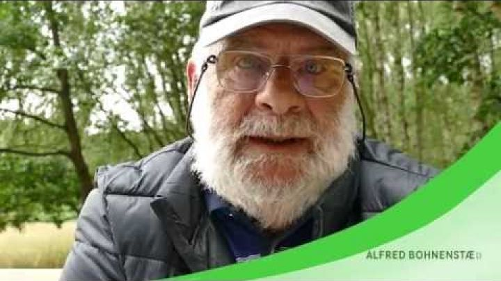 Embedded thumbnail for Alfred Bohnenstaedt (Nationalparkführer in Federow)